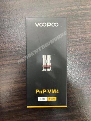 คอยล์ Voopoo PnP-VM4 0.6
