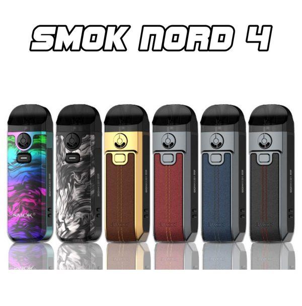 พอต smok nord 4